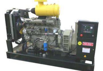 Grupo Electrógeno Diesel CD125