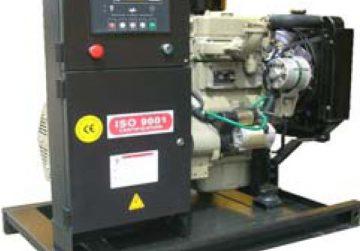Grupo Electrógeno Diesel CD17