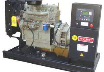 Grupo Electrógeno Diesel CD33