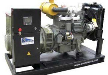 Grupo Electrógeno Diesel CD70