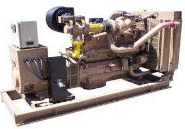 Grupo Electrógeno a Gas CUG200
